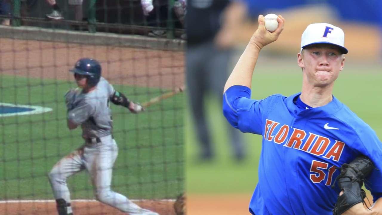Tournament Of Stars Has Top 2018 Draft Talent MLB Com
