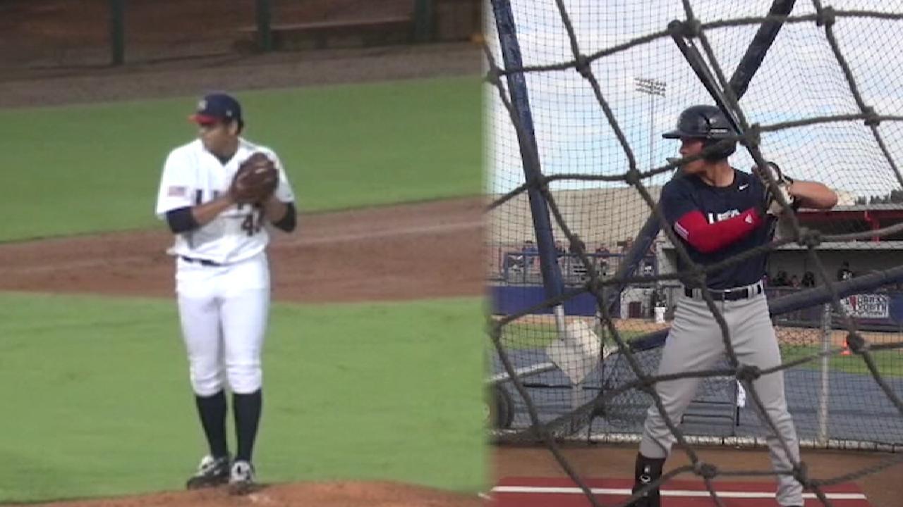 Major League Baseball Prospect News MLB Com