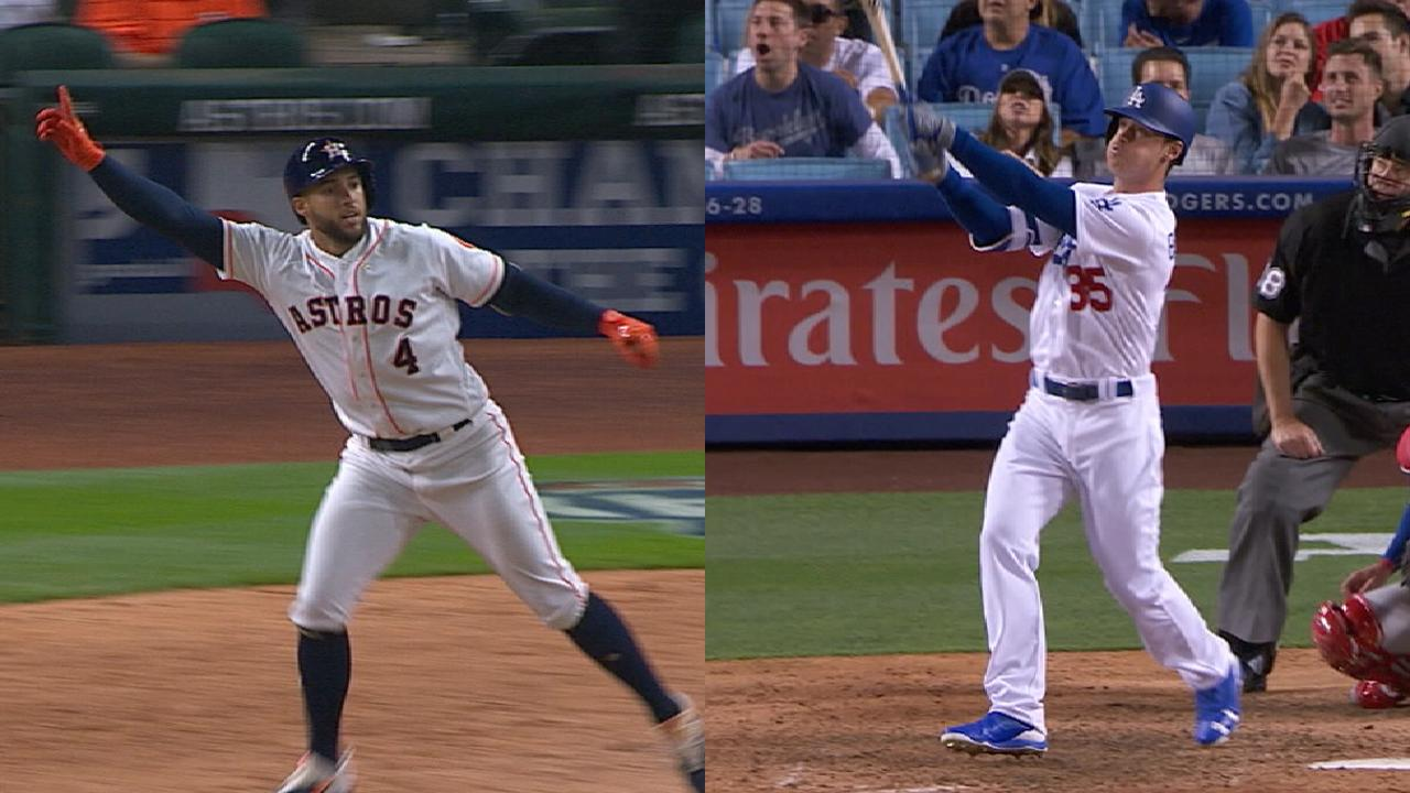 Dodgers And Astros Are Best Teams Of 2017 MLB Com