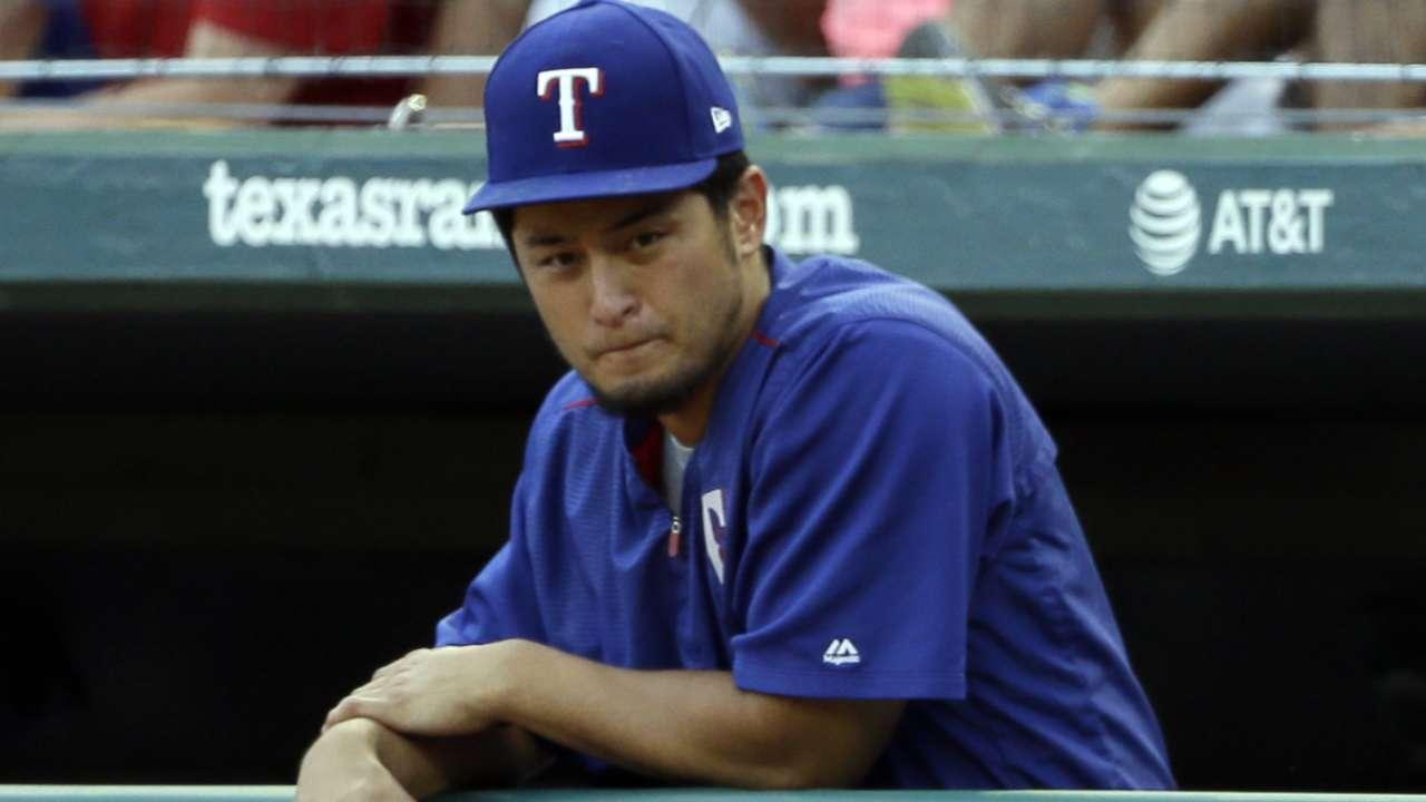 Dodgers Add Yu Darvish To Talented Rotation MLB Com