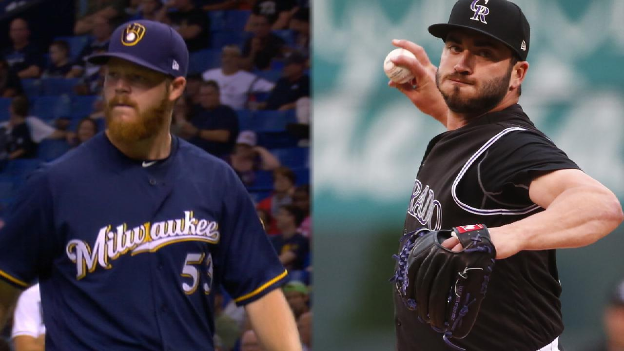 Woodruff vs. Bettis  What to watch for Saturday in MLB mlbf 1741246983 th 45