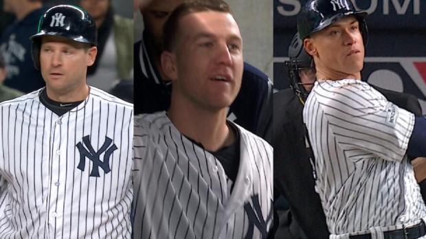 Judge ayudó a Yankees a vencer a Astros y acercarse 1-2 en la SCLA