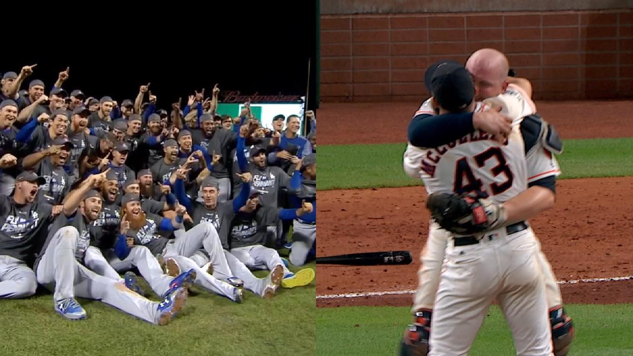 Dodgers Astros Renew Rivalry In World Series MLB Com
