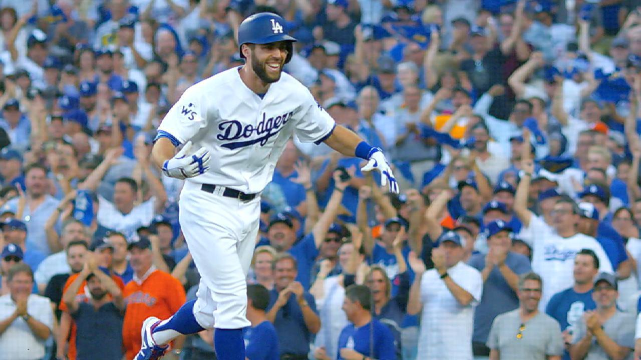 Kershaw y Dodgers dominan para picar adelante en la Serie Mundial ... cf89b143b76