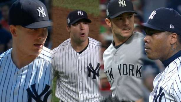 Image result for new york yankees bullpen