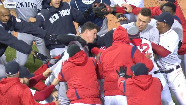 Tempers flare after Austin HBP