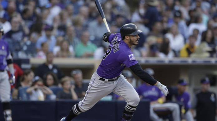 Arenado places 3rd for NL MVP