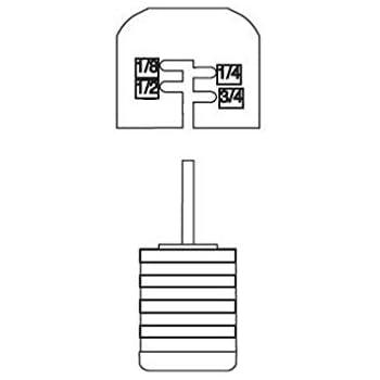 Hunter Sprinkler Wrclik Wireless Rain-clik Sensor System
