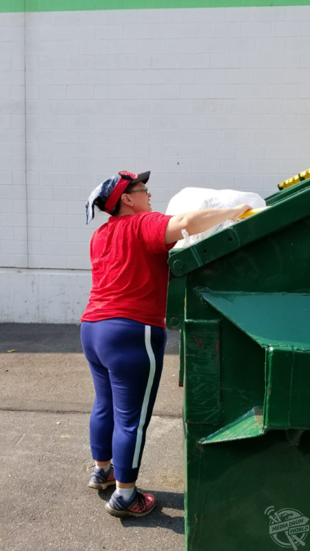 Frugal Dumpster Diving : frugal, dumpster, diving, Dumpster, Diving, Sowing, Achieve, Rummaging, Through, Being, Frugal, Media, World