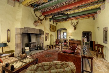 This Medieval Scottish Castle Where Mary Queen of Scots Spent Her Last Moments Of Freedom Is On Sale For Under £2M Media Drum World