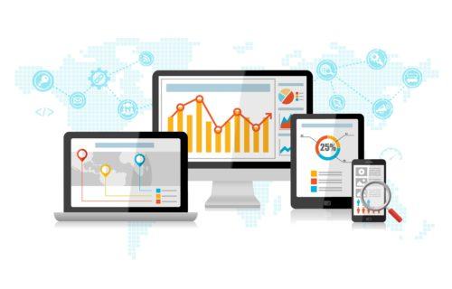 Audit SEO gratuit - tous les formats tablette ordinateur et mobile