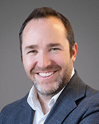 Justin Wilson | Senior Vice President of Global Sales