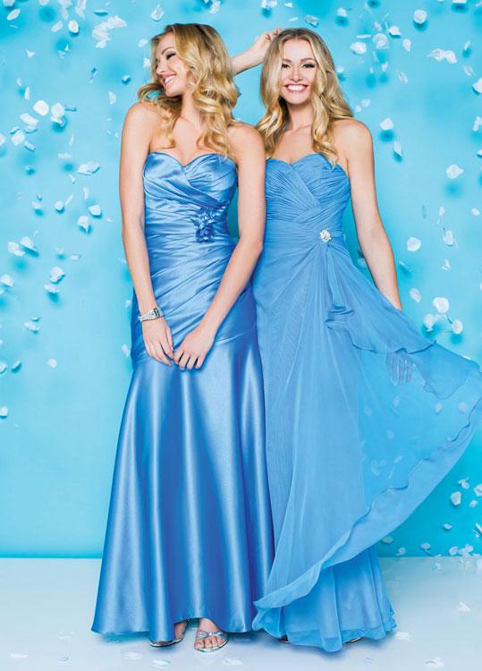 FallWinter 2014 Bridesmaid Dresses  TodaysBrideca