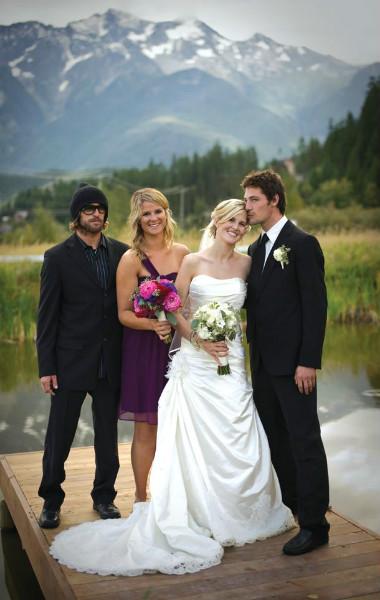 A Beautiful Outdoor Wedding in Pemberton British Columbia