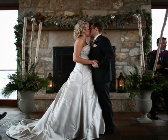 A Rustic Winter Wedding in Cambridge Ontario  TodaysBrideca