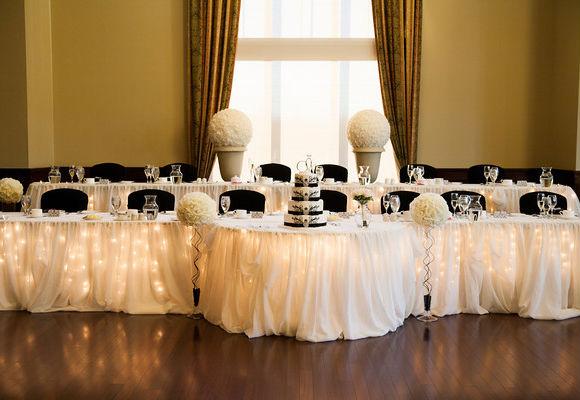 An Elegant Black and White Wedding in Ajax Ontario  TodaysBrideca
