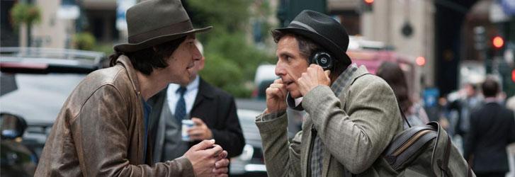 Adam Driver, Ben Stiller, While We're Young, photo