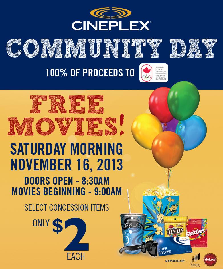 Community Day 2013