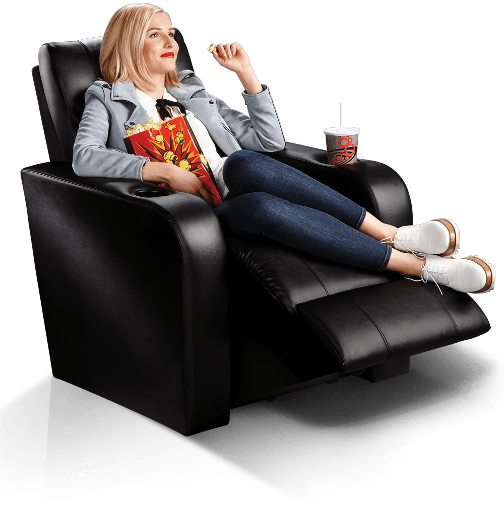 Reclining Chair Movie Theater Cineplex Recliners Seating