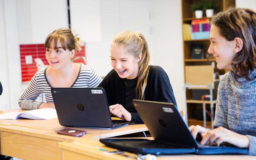 Åk 9 på Svenska Balettskolan toppar årets betyg i Göteborg