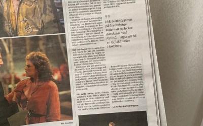 Göteborgs-Posten rosar Svenska Balettskolans föreställning av Nötknäpparen