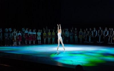 Svenska Balettskolan med en storslagen dansfest