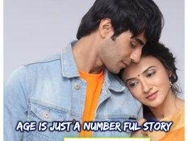 Age is just a number zee world Full Story