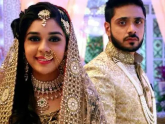 Zara's Nikah Wednesday 26 August 2020 Update