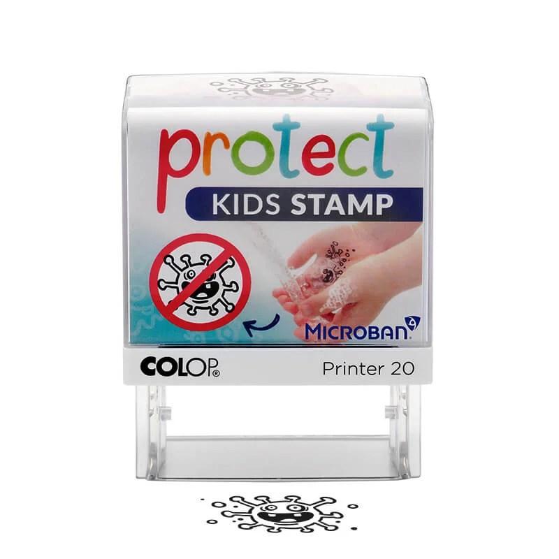 Pieczątki dla dzieci COLOP Protect kids stamp