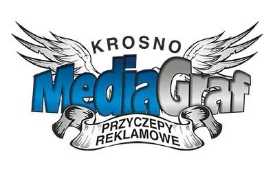przyczepa reklamowa krosno logo