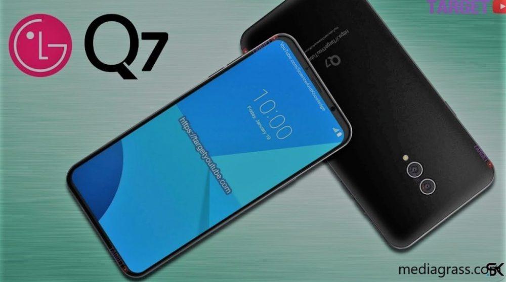 LG Q7 features
