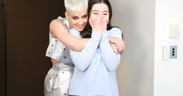 Katy Perry Surprises Australian Fans With Heart-Warming Visit