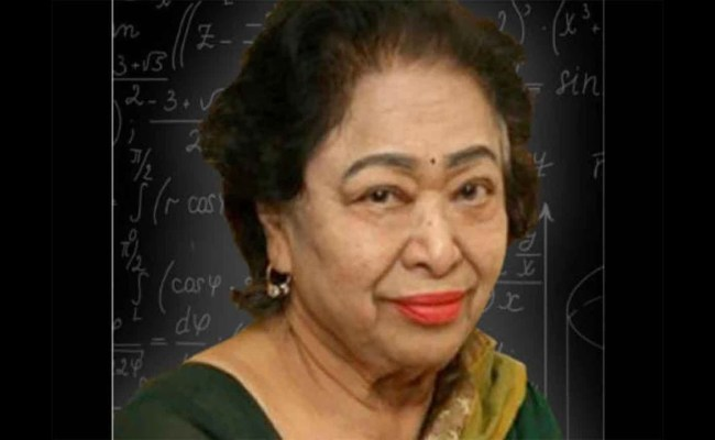 Shakuntala Devi The Face Of Mental Calculations In India