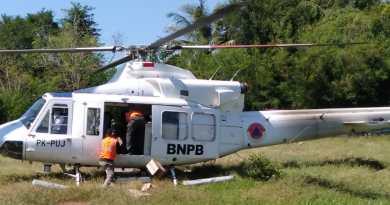 Helikopter Sembako Amfoang