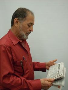 La letra contra el. Juan Manuel Rivera