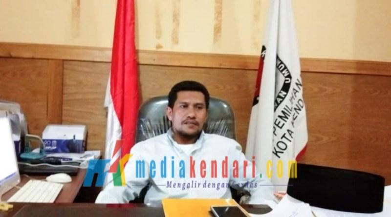 Ketua KPU Kota Kendari, Jumwal Saleh