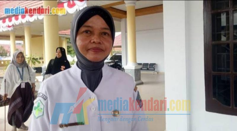 Kepala Dinas Kesehatan (Dinkes) Kota Kendari, Rahminingrum