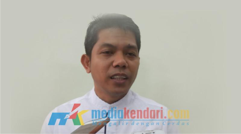 Ketua Ikatan Notaris Indonesia (INI) Kota Kendari Sudirman