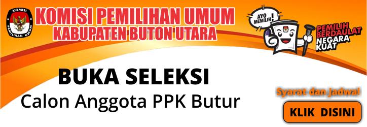 iklan buton utara KPU