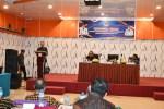 Bimbingan Teknis Penyusunan LPPD 2020 lingkup Pemerintah Koltim di salah satu hotel di Kota Kendari, Jum'at 21 Februari 2020. Foto: Ist