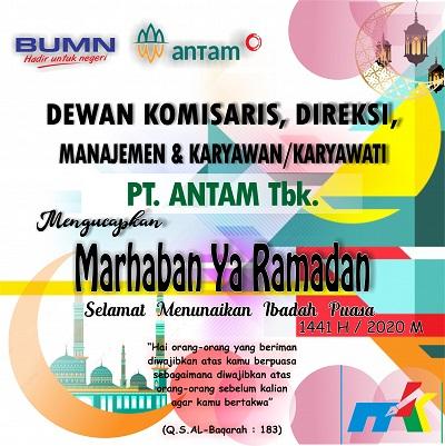 Iklan Antam Ramdhan
