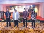 Foto Bersama Gubernur Sultra dan PT. SMI Persero