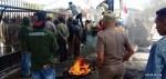 Aksi unjuk rasa Mahasiswa dan Masyarakat