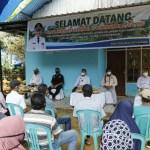 Wali Kota Kendari, Sulkarnain Kadir, saat memberikan sambutan sebelum penyerahan bibit (Foto: Ist)
