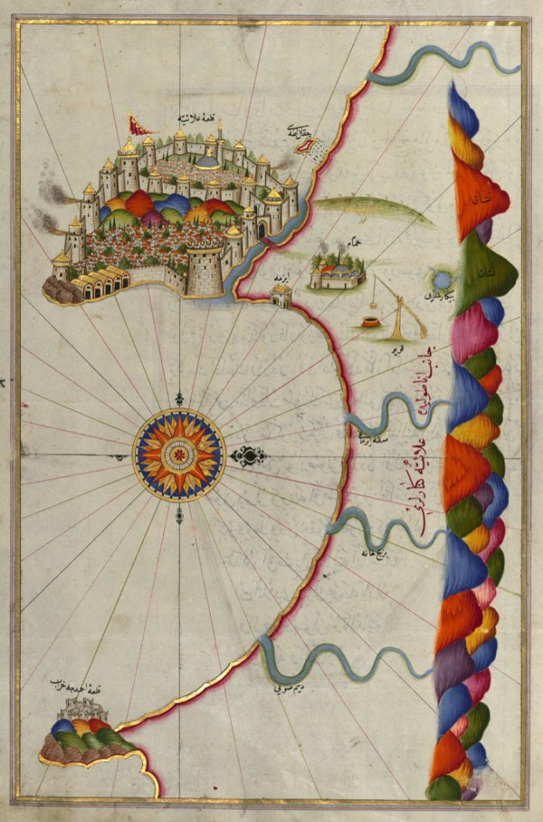 20+ Piri Reis Map Whole Pictures and Ideas on Meta Networks