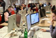 Redacción de Axel Springer