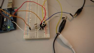interactive environments lab » Capacitive sensing with Arduino