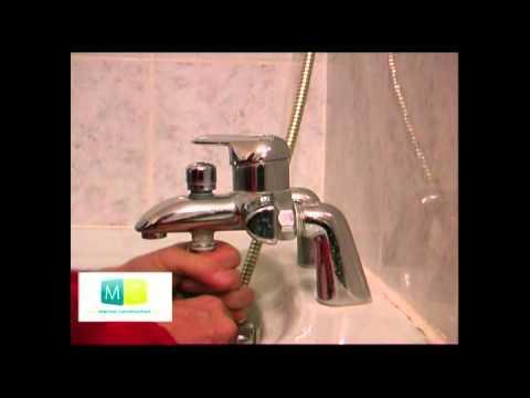 Plomberie Changer Un Lavabo Cassé, Plumbing, Change A