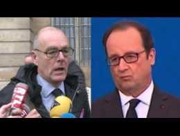 """Hollande """"regrette profondément"""" ses déclarations sur les magistrats"""