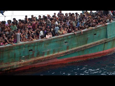 Les Rohingyas, ces migrants dont les pays d'Asie du Sud-Est ne veulent pas